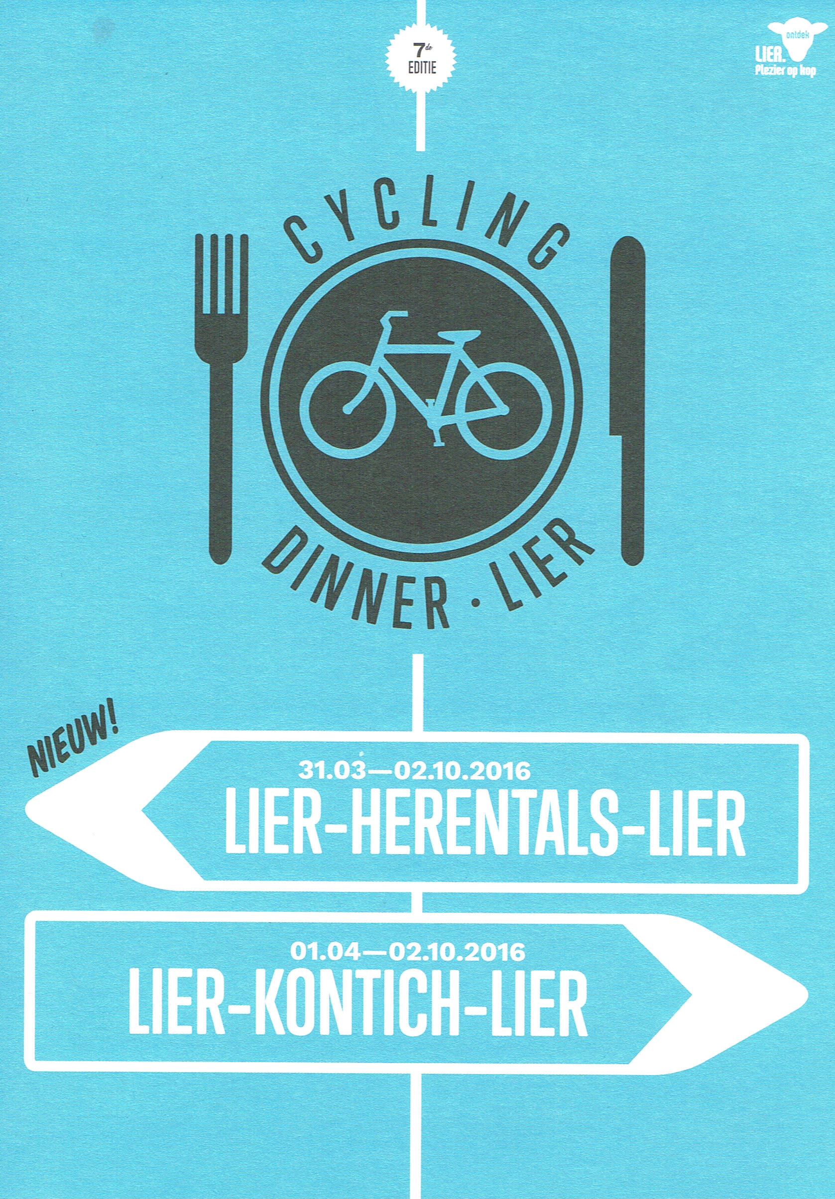 Cycling Dinner 2016